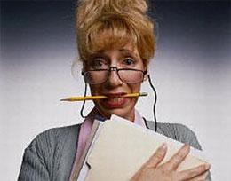 Какие бывают секретарши?