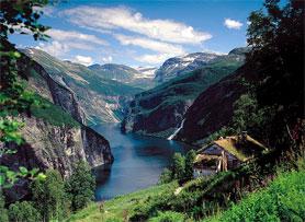 Чем привлекательна для туристов Норвегия?