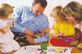Как найти подход к чужому ребенку?