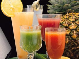 Какие летние напитки можно приготовить?