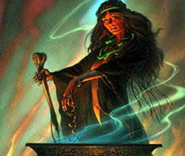 Что значит слово ведьма?