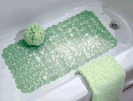 Антискользящее покрытие ванны - против или за?