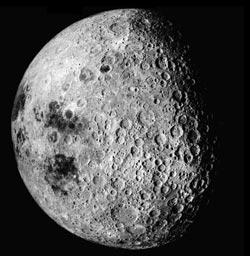 Почему у Луны такие разные стороны?