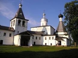 Как доехать в Ферапонтов монастырь?