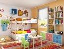 Как оптимально использовать детскую комнату?