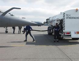 Аэропорты России снабдят топливом из Росрезерва