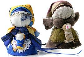 Кукла оберег или обрядовая кукла, что это?