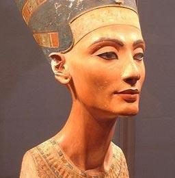 Каков идеал красивой женщины в Древнем Египте?