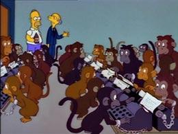 Поэму Шекспира напечатали виртуальные обезьяны