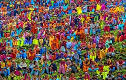 Почему мир цветной?
