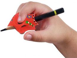 Как научить ребенка правильно держать ручку?