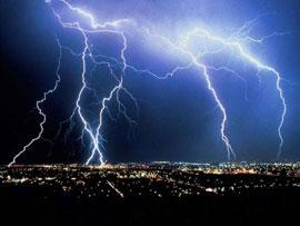 Как удар молнии может повлиять на способности человека?
