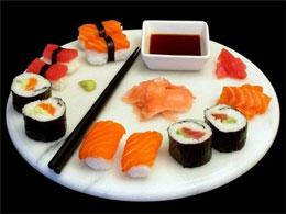 Есть ли польза от японской еды?