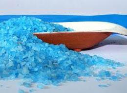 Как принимать ванну с морской солью?