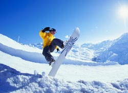 Как появился сноуборд?