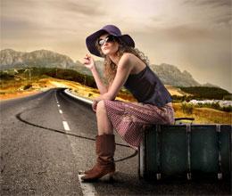 Чем отличается автостопер от обычного туриста?