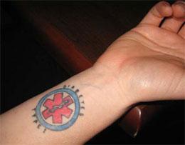 Татуировки заменят медицинскую карту?