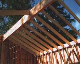 Как сделать крышу дачного домика своими руками?