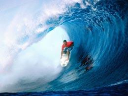 Где пройдет чемпионат мира по серфингу?