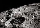 На Луне есть лед?