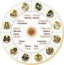 Какие знаки зодиака есть в ведической астрологии?