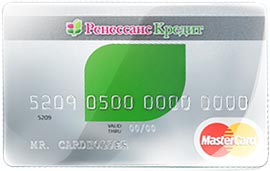 Как правильно оформить кредитку Ренессанс?