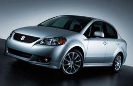 В чём особенность Suzuki SX4 Спорт?
