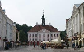 Что посмотреть в Тарту?