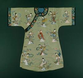 Что такое китайская вышивка?