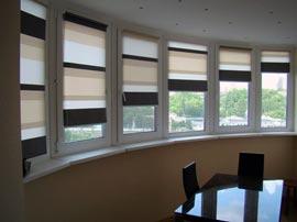 Какие шторы подойдут для маленьких окон?