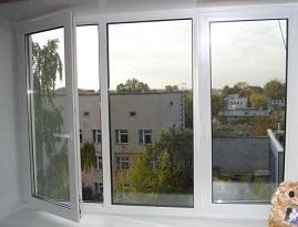 Как появились пластиковые окна?