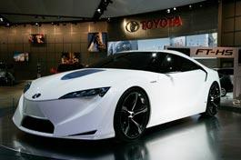 Союз Toyota и BMW