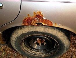Что такое коррозия автомобиля и как с ней бороться?
