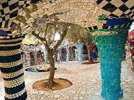 Что посмотреть в Парке Гуэль в Барселоне?