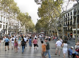 Почему в Барселоне так интересно?