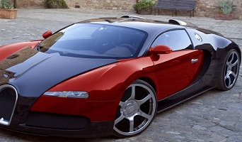 Каковы технические характеристики Bugatti?