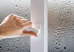 Потеют окна? Есть простой способ решить проблему!