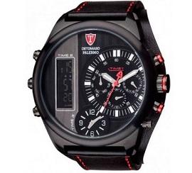 Автомобильные часы Detomaso: скорость и качество?