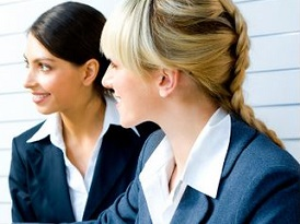 Что для женщины деловой имидж?