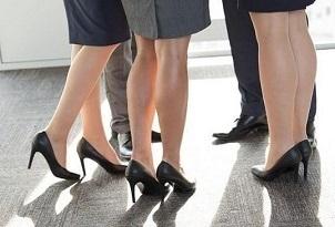 Какую обувь предпочитает деловая женщина?